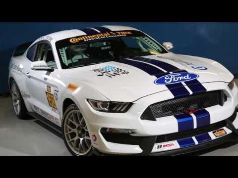 Sally's hot brand new car_Mustang Sally