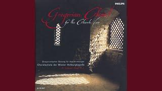 Gregorian Chant: Gaudete