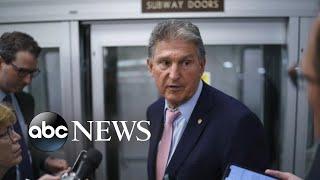 Sen. Joe Manchin to vote to begin debate on updated voting rights bill