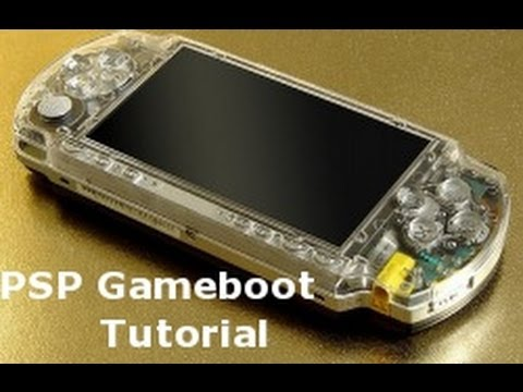 psp gameboot pmf