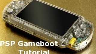 Tutorial: How to Make a PSP Gameboot/Cintro (PMF File) | HD