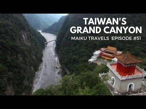 ADVENTURE TO TAIWAN'S GRAND CANYON (Taroko Gorge)