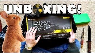 Unboxing! I Prosiaczkowy RAP
