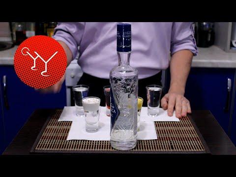 5 возбуждающих шотов с самбукой - алкогольные коктейли в домашних условиях