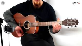 Guitare Electro Acoustique Takamine GX11ME-NS