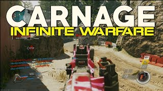 CARNAGE: HIGH KILL EARLY GAMEPLAY (Infinite Warfare DLC 4 Retribution)