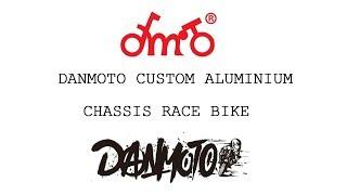 Danmoto Custom Aluminium Chassis Sportster Build Part. 3