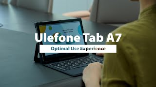 Ulefone Tab A7 First Hands-on - Optimal Use Experience