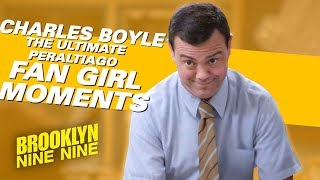 Charles Boyle The Ultimate Peraltiago Fan Girl Moments | Brooklyn Nine-Nine