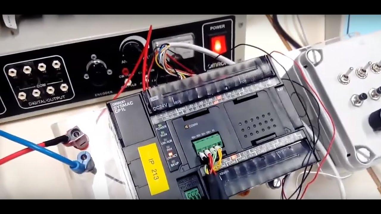 Omron Comunicaciones Plc Link  Conexi U00f3n De 3 Cp  Cj Por Rs
