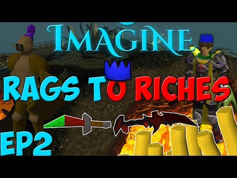 ImaginePS [Custom] RSPS - Rags to Riches EP #2: Huge Progress!