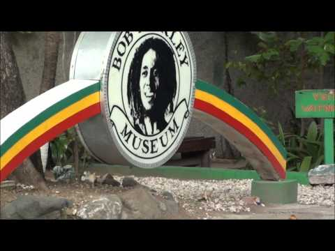 Bob Marley Museum - Kingston - Jamaica