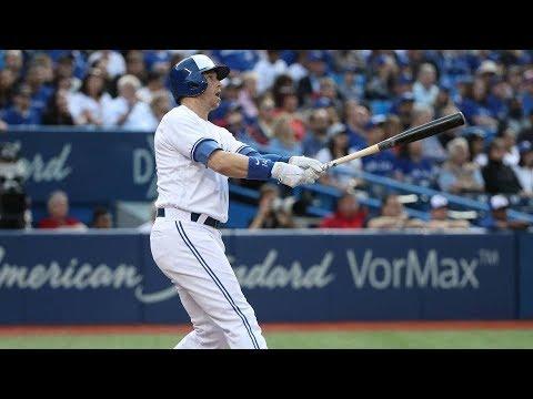Toronto Blue Jays | 2017 Home Runs (222) ᴴᴰ