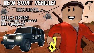 Roblox JailBreak - France La mise à jour sont sortis (Swat Car et plus) Diffusion en direct (en anglais) SPR-Gaming (en)