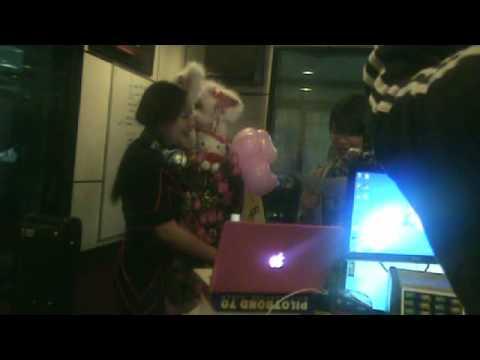 SINGING TELEGRAM @ LOVE RADIO 90.7 (DJ NICOLE HYALA)
