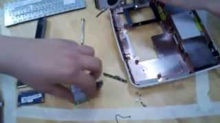 Desmontar o Magalhães (Intel Classmate)