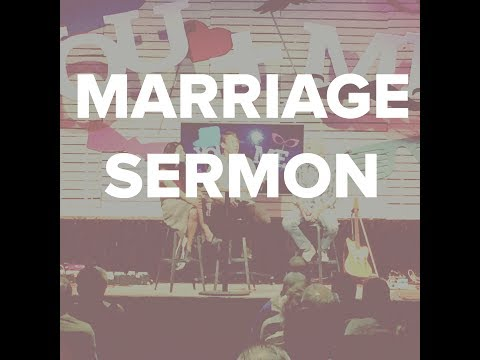 Brian and Tracy Sumner - Marriage Sermon - Heights Church - 2016