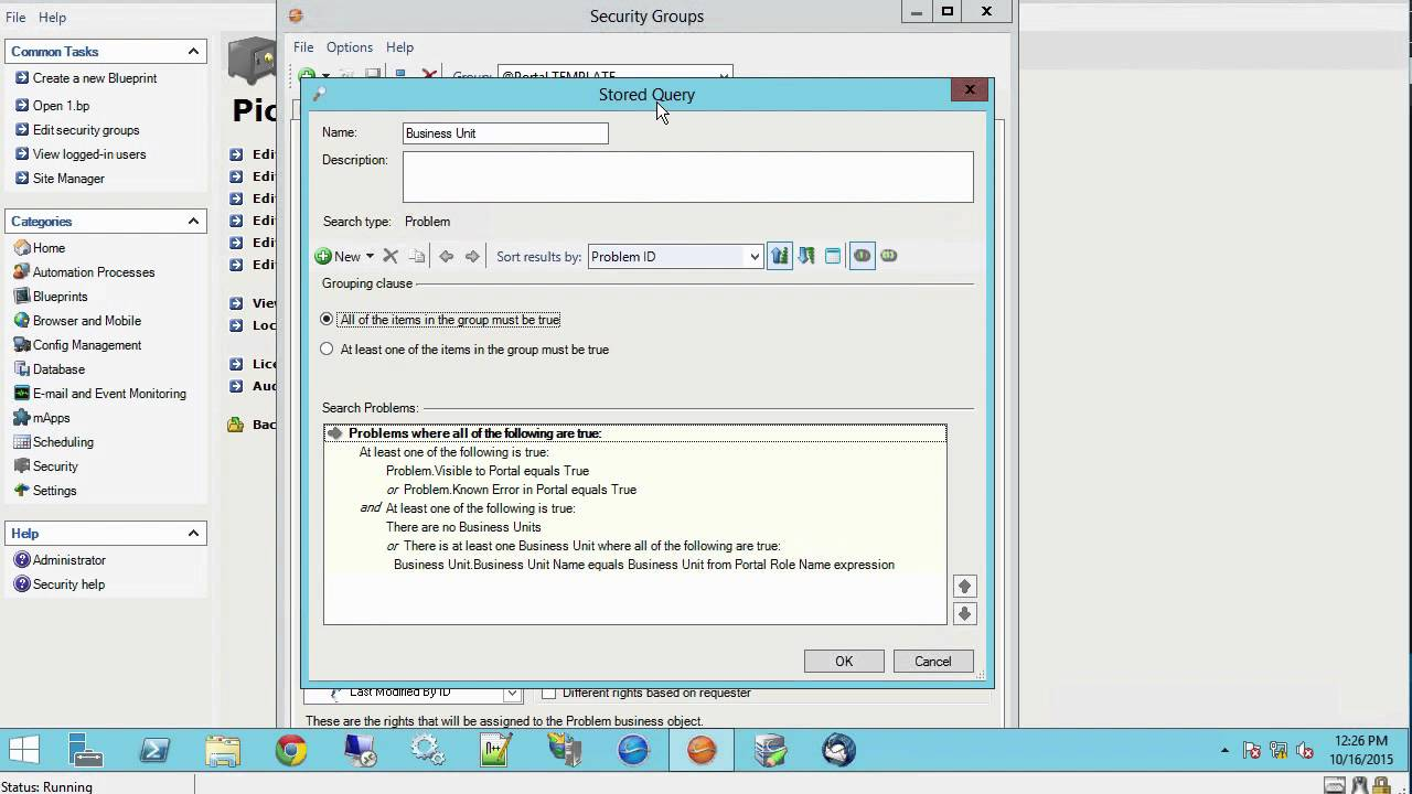 How to separate business unit data with security groups in cherwell how to separate business unit data with security groups in cherwell malvernweather Images