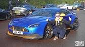 My Aston Martin Vantage GT8 3 Year Old UPDATE!