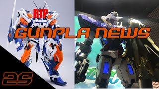 Dragon Momoko Dead (Again), PG Exia Repair | Gunpla News November 2017 ep. 3