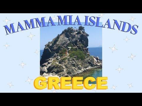 travel vlog: mamma mia islands, Greece