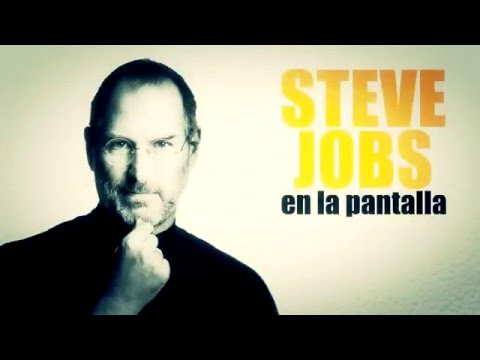 Steve Jobs En El Cine Y La TV