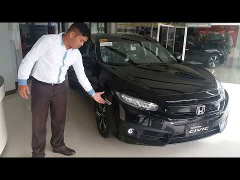 Honda Civic 1.5 RS Turbo CVT 2017 REVIEW