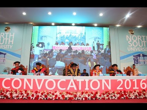19th Convocation of North South University (NSU)