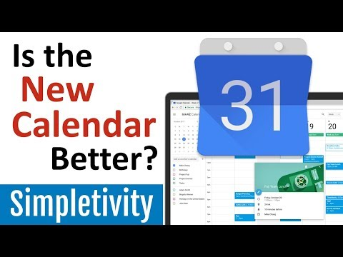Is The New Google Calendar Better? (Redesign Tips)