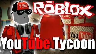 YOUTUBE TYCOON!!   Roblox #6