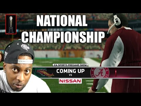 THE BATTLE FOR ALABAMA!!! UAB faces ALABAMA in our 1st NATIONAL CHAMPIONSHIP APPEARANCE!!!