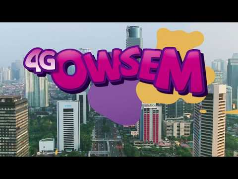 Internetan #OWSEM pake BRONET 4G OOWWWSEM!