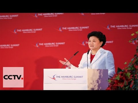 China urges Europe to recognize it as a market economy