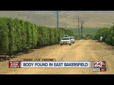 Body found in East Bakersfield