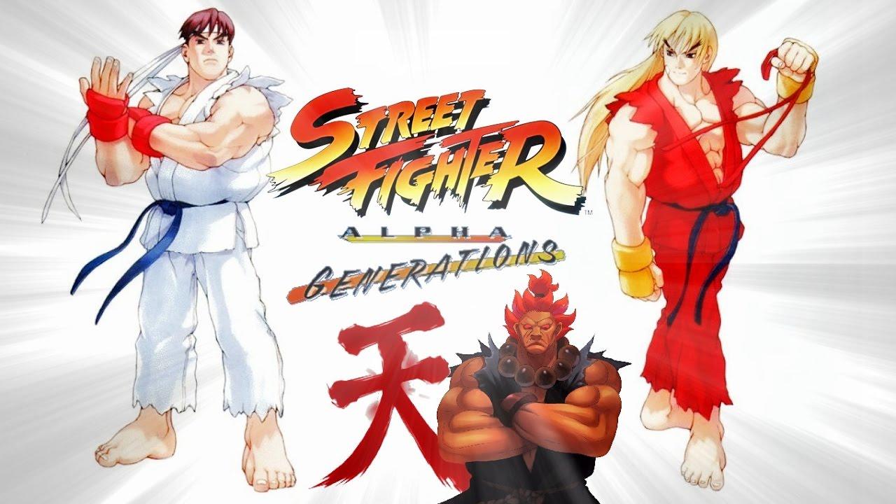 street fighter alpha generations 123movies