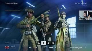 Battlefield V #22 - UrQueeen i Nexos!