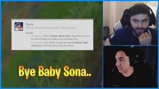 9.21 Sona Passive Bugfix for the Adult Woman...| Yassuo on EU Nightblue3 | LoL Daily Moments Ep 673