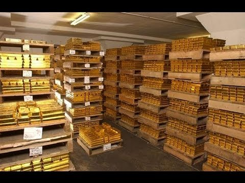 FIRST-LOOK-Inside-the-FEDERAL-RESERVE,-USD,-CASH,-GOLD-monet