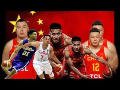 Rivalry: Philippines vs China Fiba Asia Cup 2017 Highlights