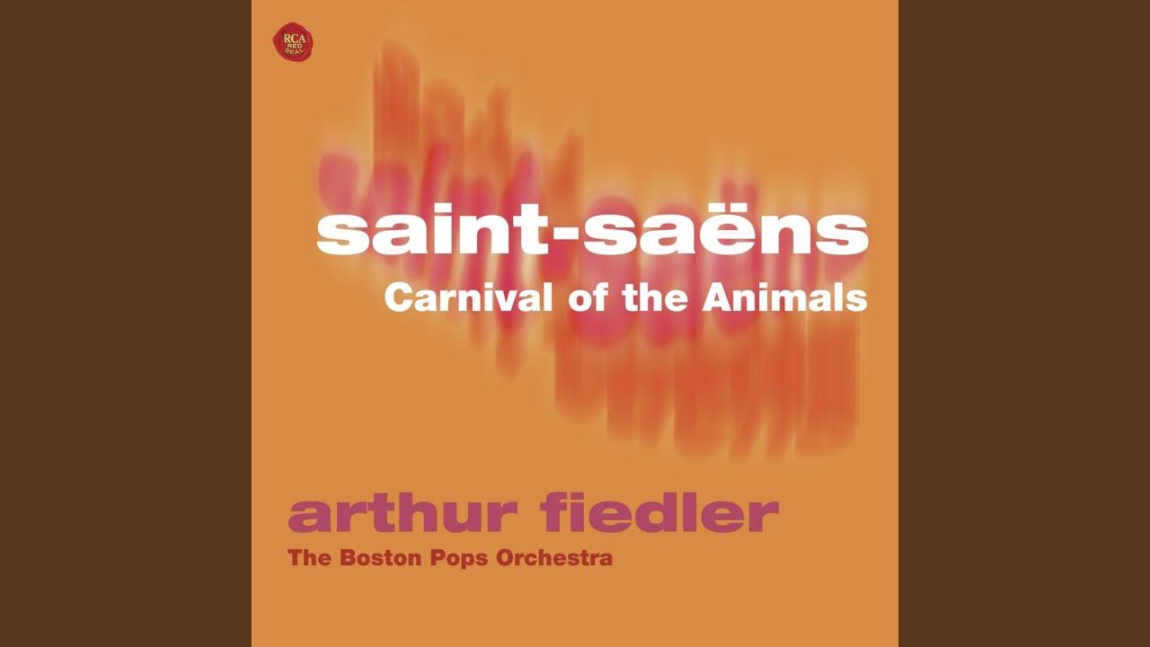 Carnival of the Animals, R. 125: Aquarium - YouTube