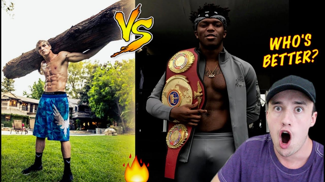 Its boxing but not as we know it YouTube sensation KSI has signed terms on a twofight deal with fellow social media star Logan Paul KSI called out