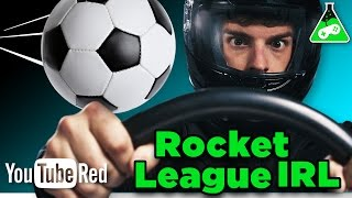 Soccer + Cars = AWESOME (Rocket League) - Game Lab thumbnail