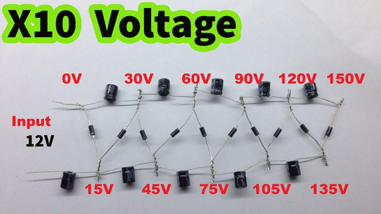 Voltage Doubler Cum Inverter
