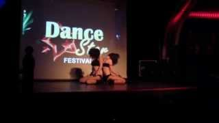 Стриппластика. Дуэт. 2 место. Топ денс.  Dance Star Festival