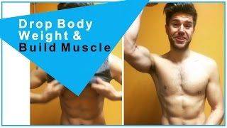 Drop Body Fat without loosing Strength or Muscle | Darren Kennedy