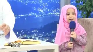 Fatih Medresesine giden 4,5 Yaşındaki Kız Çocuğu