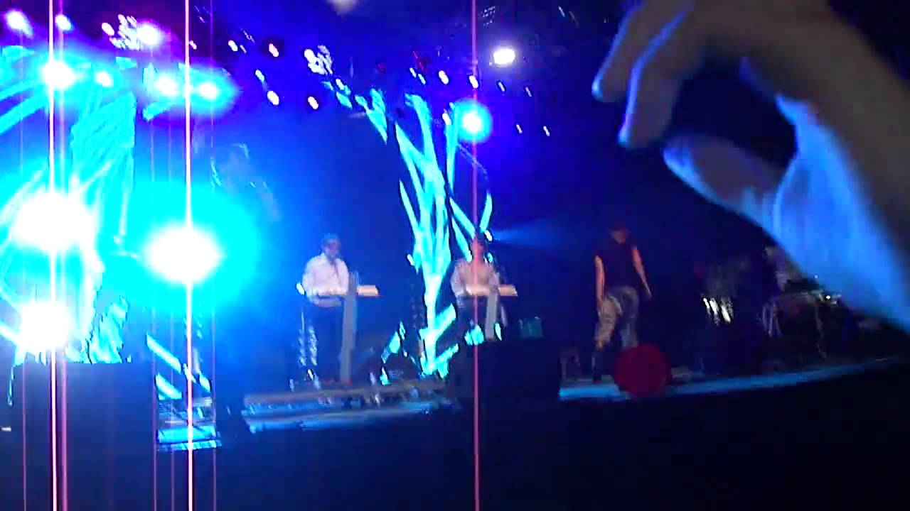 pukkelpop 2010 o est le swimming pool dance the way i feel live youtube