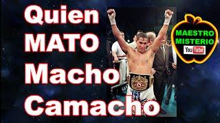 Quien asesino a Hector Macho Camacho