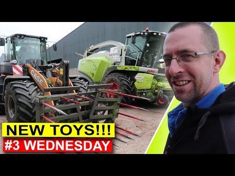 Jonnie Neal Has Some New Toys!!!..... John McClean | FarmFLiX