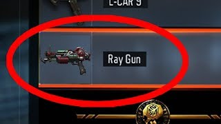 UNLOCKING THE RAY GUN IN BO3 MULTIPLAYER!!